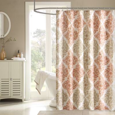 Buy Spice Shower Curtain From Bed Bath Beyond