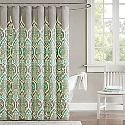 Madison Park Nisha Shower Curtain Bed Bath Amp Beyond