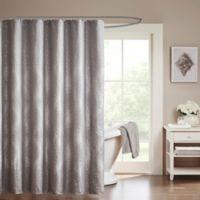 Madison Park Quinn Shower Curtain