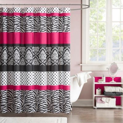 Buy Zebra Print Curtains from Bed Bath & Beyond