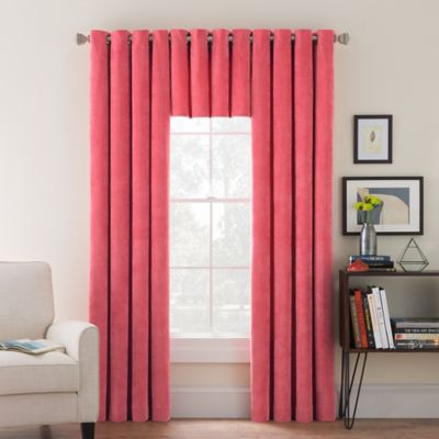 Buy Coral Window Valances from Bed Bath & Beyond