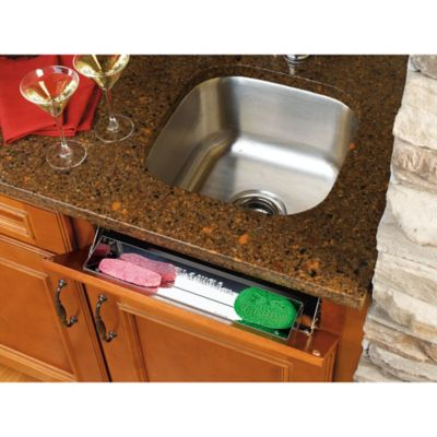 Buy sink trays from bed bath beyond rev a shelf 28 inch stainless steel sink front tip out workwithnaturefo