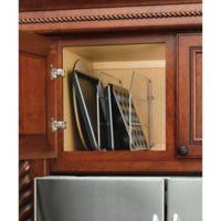 Rev-A-Shelf® 12-Inch Bakeware Organizer in Chrome
