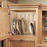 Rev-A-Shelf® 18-Inch Bakeware Organizer in Chrome
