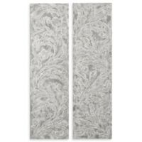 Uttermost Frost on the Window Canvas Wall Art (Set of 2)