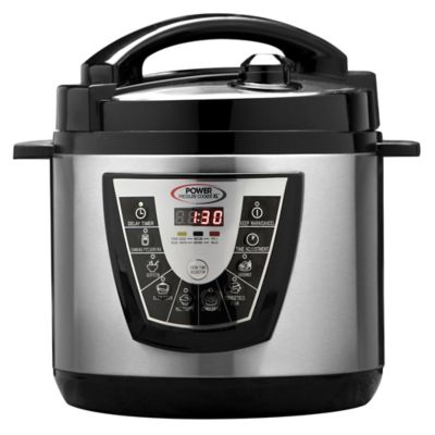 Buy Power Air Fryer Xl In Black From Bed Bath Amp Beyond
