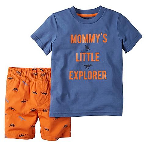 2-Piece T-Shirt and Shorts Set