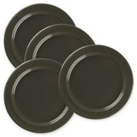 Emile Henry Dinner Plates in Charcoal (Set of 4)
