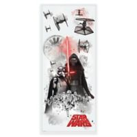 """Disney® Star Wars™ """"The Force Awakens"""" Villains Giant Peel and Stick Wall Decals"""