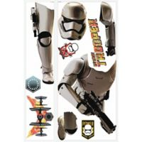 "Disney® Star Wars™ ""The Force Awakens"" Storm Trooper Giant Peel and Stick Wall Decals"