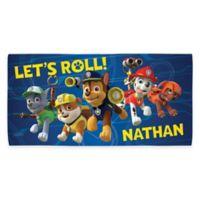 Nickelodeon™ PAW Patrol Beach Towel