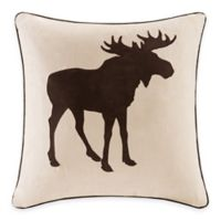 Madison Park Moose Square Throw Pillow
