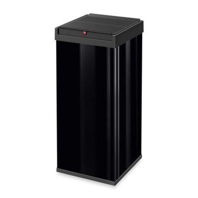 Buy Black Trash Cans from Bed Bath & Beyond