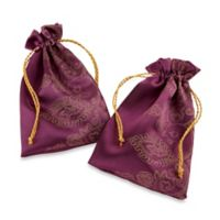 Kate Aspen® Amethyst Jewel Favor Bag (Set of 12)