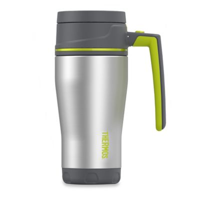 Thermos Element 360 Travel Mug In Charcoal