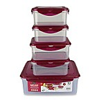 Easy Lock 10-Piece Food Storage Set