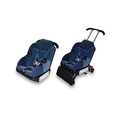 Midnight Blue 5 In 1 Sit N Stroll System By Tripleplay Buybuy Baby