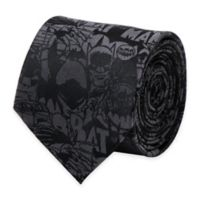 DC Comics™ Batman Comics Tie in Black