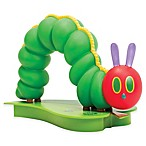 World of Eric Carle The Very Hungry Caterpillar Soother and Musical Nightlight by SCS Direct