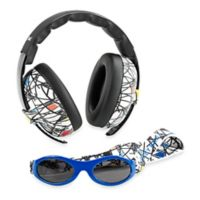 Baby Banz Size 0-2 Years earBanZ Hearing Protection with Sunglasses in Multicolor