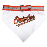 MLB Baltimore Orioles Medium Dog Collar Bandana