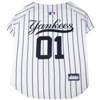 MLB New York Yankees Large Dog Jersey