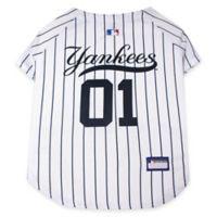 MLB New York Yankees Medium Dog Jersey
