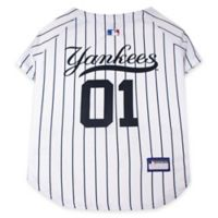 MLB New York Yankees X-Small Dog Jersey