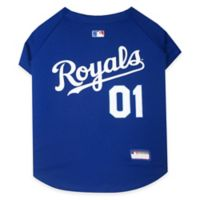 MLB Kansas City Royals Medium Dog Jersey