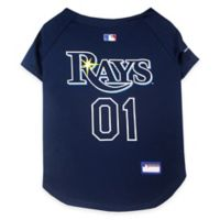 MLB Tampa Bay Rays X-Small Dog Jersey