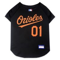 MLB Baltimore Orioles Medium Dog Jersey