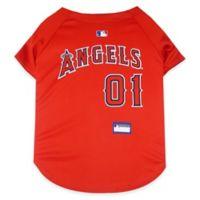MLB Los Angeles Angels Small Dog Jersey