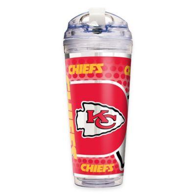 Kansas City Chiefs Tervis 16oz. Gridiron Wrap Tumbler
