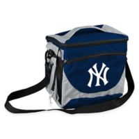 MLB New York Yankees 24 Can Cooler