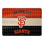 MLB San Francisco Giants Tempered Glass Cutting Board