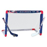 NHL Columbus Blue Jackets Mini Hockey Set
