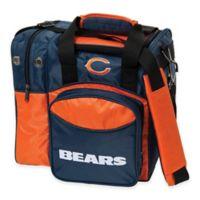 NFL Chicago Bears Bowling Ball Tote Bag