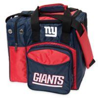 NFL New York Giants Bowling Ball Tote Bag