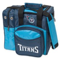 NFL Tennessee Titans Bowling Ball Tote Bag