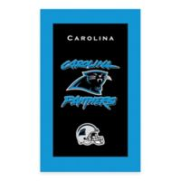 NFL Carolina Panthers Bowling Towel