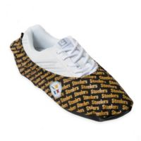 NFL Pittsburgh Steelers Bowling Shoe Covers (Set of 2)