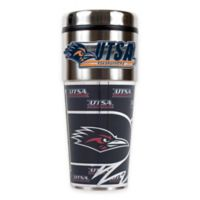 University of Texas at San Antonio 16 oz. Metallic Tumbler