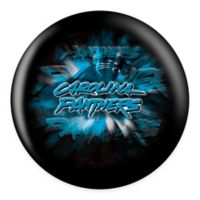 NFL Carolina Panthers 15 lb. Bowling Ball