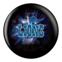NFL Detroit Lions 6 lb. Bowling Ball