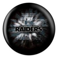 NFL Oakland Raiders 6 lb. Bowling Ball