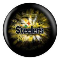 NFL Pittsburgh Steelers 8 lb. Bowling Ball