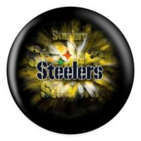 NFL Pittsburgh Steelers 12 lb. Bowling Ball