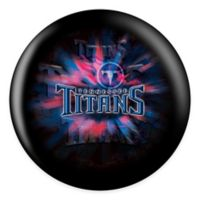NFL Tennessee Titans 15 lb. Bowling Ball