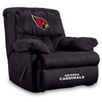 NFL Arizona Cardinals Microfiber Home Team Recliner