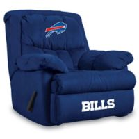 NFL Buffalo Bills Microfiber Home Team Recliner